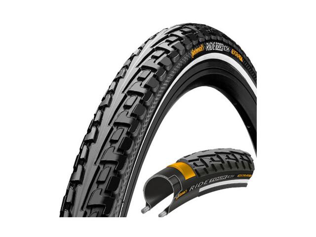 Continental Ride Tour Fietsband 635mm Draht Reflex zwart